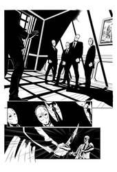 Batman Rebirth sample #2 by CanalesComics