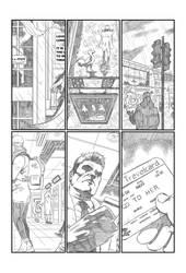 Hellblazer sample #3 by CanalesComics