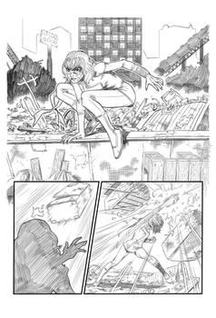 Miss Marvel sample #1