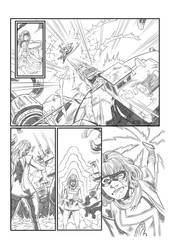 Miss Marvel sample page #4 by CanalesComics