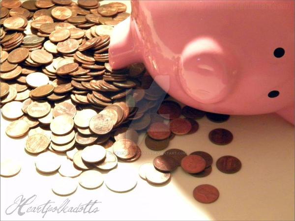 Money. by heartpolkadotts