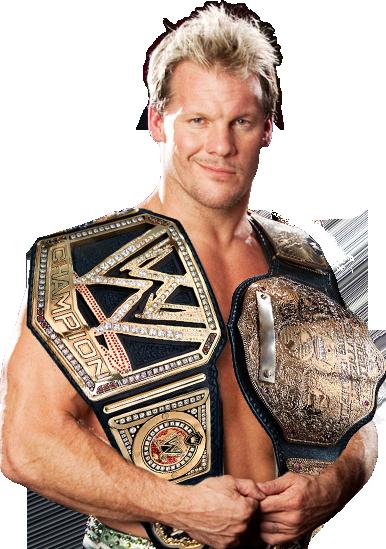Chris Jericho WWE World Heavyweight Champion by A ...