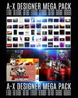 A-X Designer Mega Pack