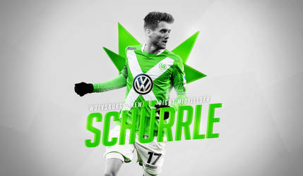 Andre Schurrle Wallpaper by A-XDesigner