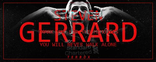 Steven Gerrard by A-XDesigner