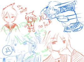 Random Len-s-