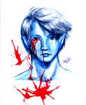Blood by MichaelSilverleaf