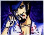 Bloodthirst by MichaelSilverleaf