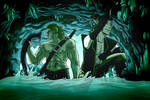 Green Grotto by MichaelSilverleaf