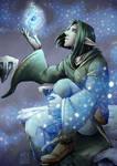 Starry Magic by MichaelSilverleaf