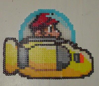 Mario - submarine by acidezabs