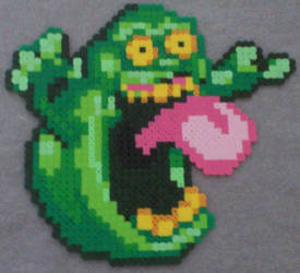 Slimer by acidezabs