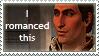 DA2: Sebastian Romance Stamp by TigerBun