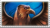Ravenclaw Stamp by TigerBun