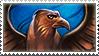 Ravenclaw Stamp by TigerBun