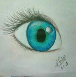 Blue Eye by anvazamro