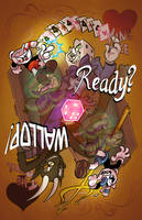 Get Ready For a Real High-Class Bout! by Extraholic