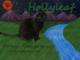 Hollyleaf Manip by Shadeshipping