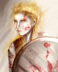 Something like Lagertha D: by Dark-hell