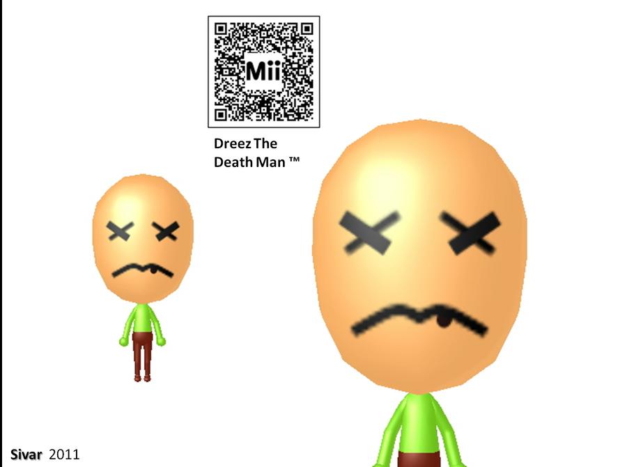 Anime Mii Characters 3ds : Mii qr codes kawaii related keywords