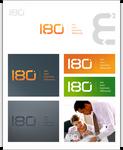 180 degrees logo
