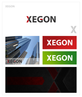 XEGON - logotype by pek5