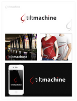 Tilt machine logo by pek5