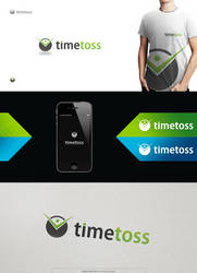Time Toss logo by pek5