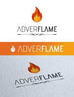 Adver Flame - logo by pek5