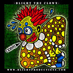 Blight the Clown Drawing 1