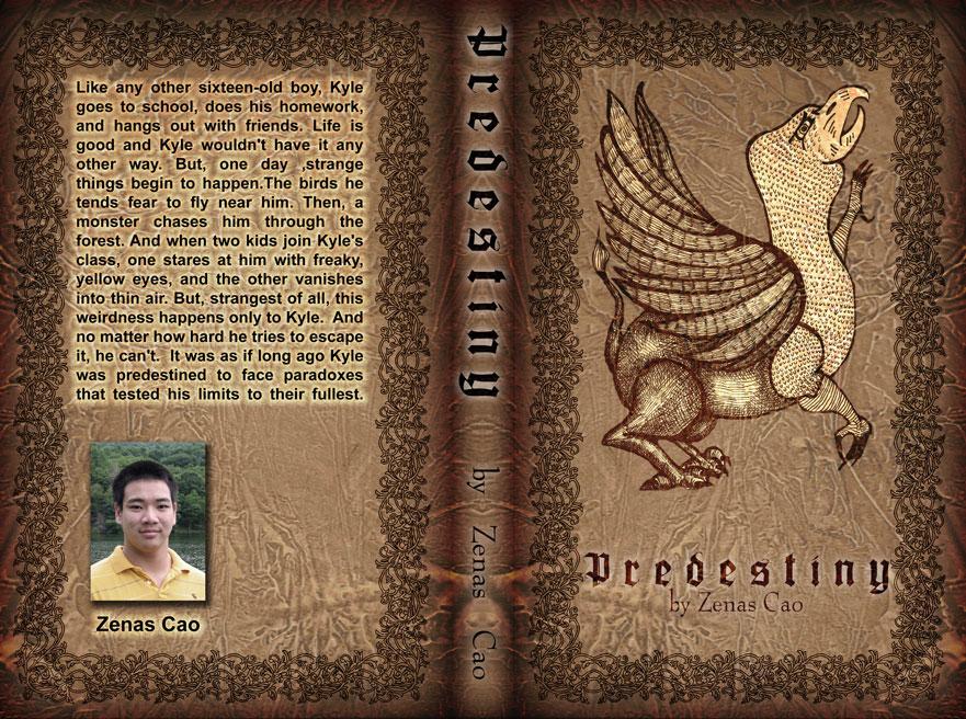 'PreDestiny' Book Cover