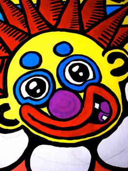 Clown Party 2 Detail 1