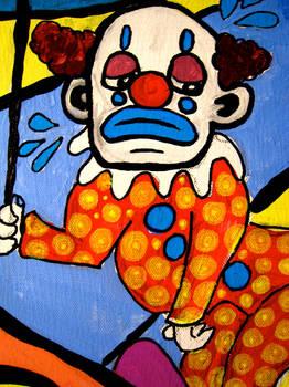 Clown Party 2 Detail 2