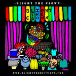 Blight the Clown in da Theater
