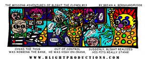 Blight the Clown Comic 13