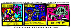 Blight the Clown Comic 16