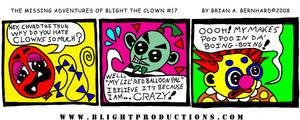 Blight the Clown Comic 17