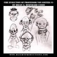 The Evolution of Von Goiter 1