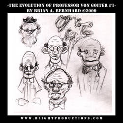 The Evolution of Von Goiter 1