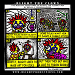 Blight the Clown Comic 24