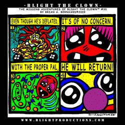 Blight the Clown Comic 30