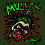 Mullet The Zombie Clown!