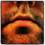 Movember update day 08 -The Thick Fuzz Mustache!