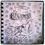 Movember day 08: The Drawing Stash