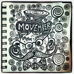 Movember day 11: The Drawing Stash UPDATE