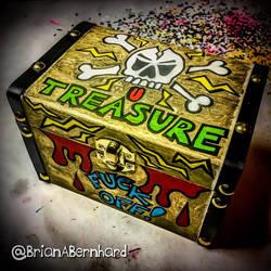 An angry pirates treasure (work in progress)