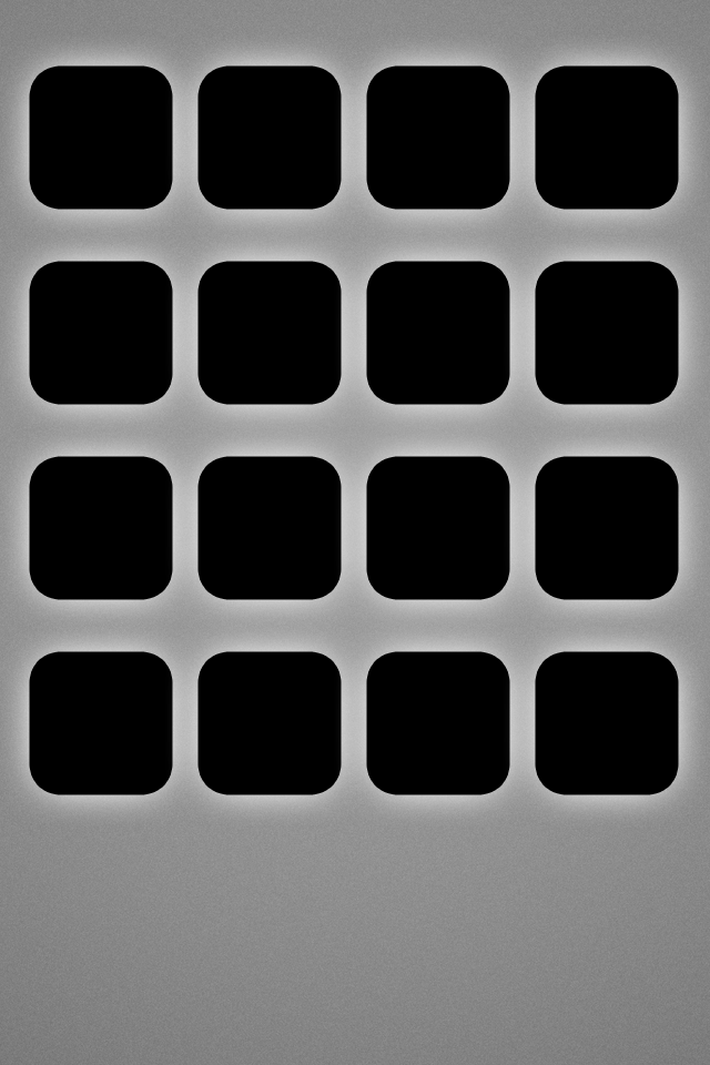 Iphone 4 apple home screen by theincrediblezach on deviantart for Wallpaper home screen iphone x