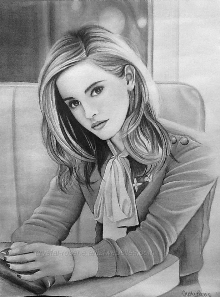 Emma watson by rosene547