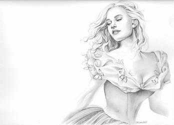 Cinderella by rosene547