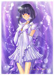 Neo Sailor Saturn by kaminary-san
